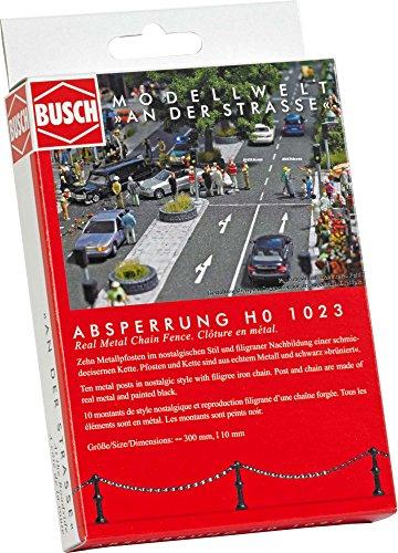 Busch 1023 maillons en métal pour clôture Paysage de Ho Echelle Modèle