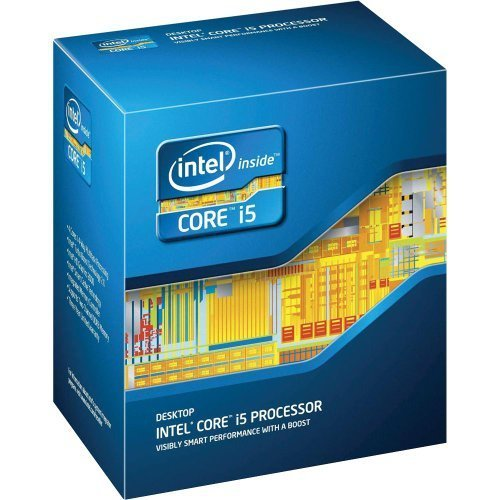 Intel Core I5-3470S - Procesador (Socket 1155, 2.9 GHz, 6 MB Cache)