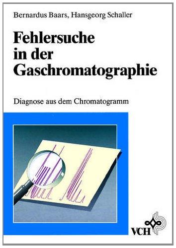 Fehlersuche in der Gaschromatographie: Diagnose aus dem Chromatogramm