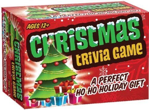 Christmas Trivia Game by Algonquin Games Inc.