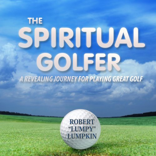 The Spiritual Golfer audiobook cover art