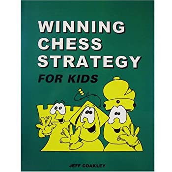 Paperback Winning Chess Strategy for Kids Book