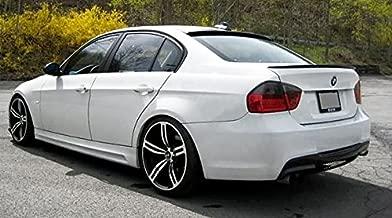 OriginalEuro ABS Euro Rear Trunk Boot Spoiler Lip Wing Sport Trim Lid for BMW E90 3 Series M M3