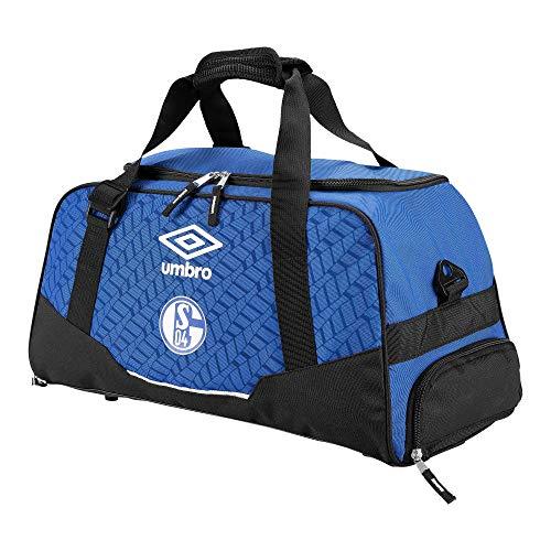 Schalke 04 Sporttasche FC Sticker Gelsenkirchen Forever, Teambag S, Tasche (S)