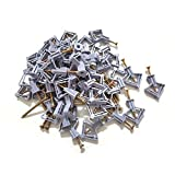 50pcs Aircraft Expansion Anchor Bolts Expansion Tube and Countersunk Screws Frame Fixings ...