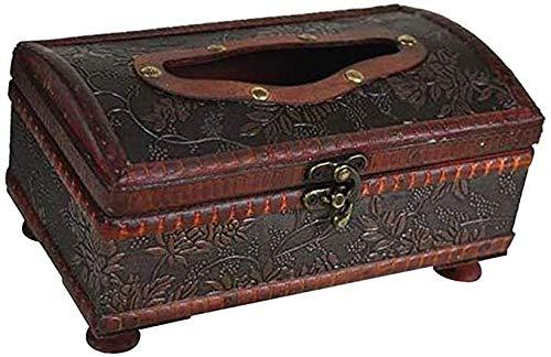 Vintage Tissue Box Europese stijl cosmetische tissue doos tissue dispensers voor vochtige doekjes tissues doekjes