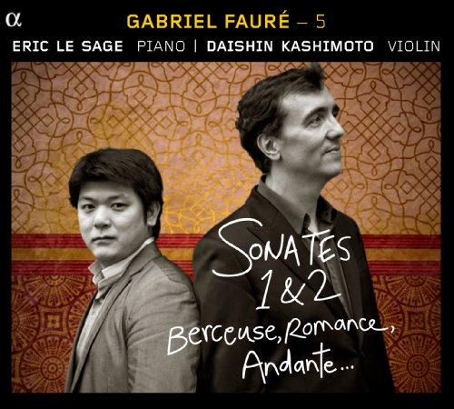 Fauré: Música De Cámara, Vol. 5 [Violín Y Piano]