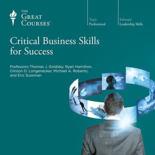Couverture de Critical Business Skills for Success