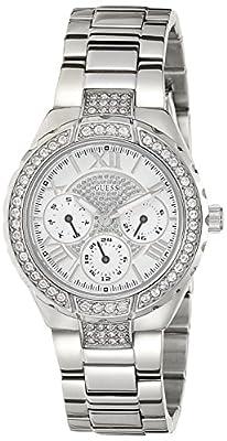 Guess Reloj de pulsera para mujer Viva acero (W0111L1) tamaño One Size cm