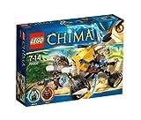 LEGO Legends of Chima - Sets de Juego: El León de Combate de Lennox (70002)