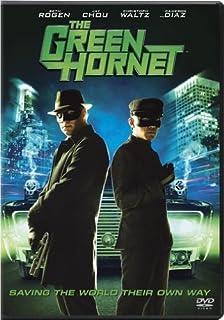 The Green Hornet by Seth Rogen