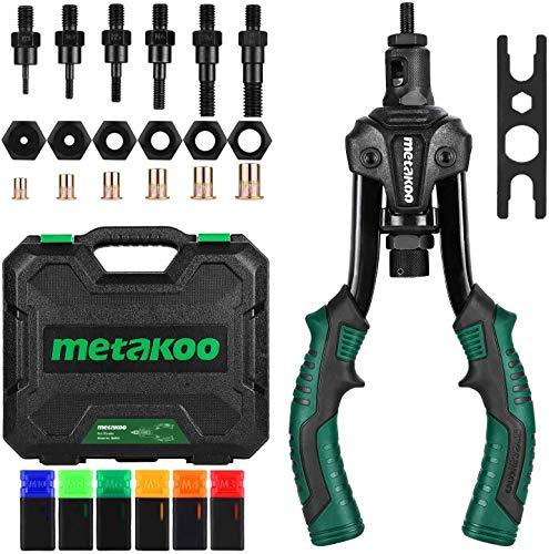 Pinza rivettatrice Metakoo, MNR01