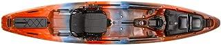 Wilderness Systems ATAK 140 Kayak Atomic Orange