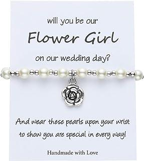 Zipper Charm Backpack Charms Flower Girl Appreication Gift Flower Girl Charm Wedding Gift Clip On Charm for Bracelets