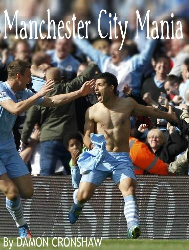 Manchester City Mania (English Edition)