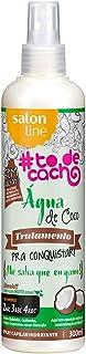 Spray Uso Diário 300ml Agua de Coco Todecacho Unit, Salon Line