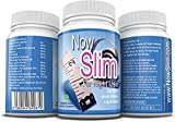 Now Slim Night (80 Vegetarian Gelatine-Free Capsules) 40 Day Supply – 100% Natural Fat Burning Dietary Weight Loss Supplement