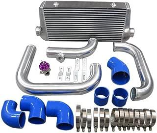 Front Mount Intercooler kit w/BOV For Camaro LS1 Single Turbo