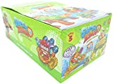 Magicbox - SUPERZINGS Serie 3 Conjunto Completo 8 Dual Box 16 Figuras 8 Superslider + 8 Superbot Original Super Zings