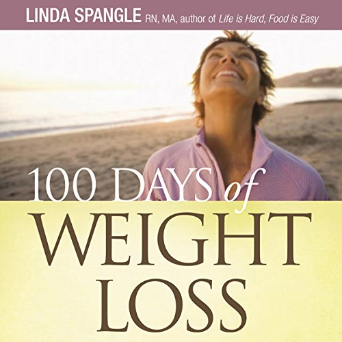 100 Days of Weight Loss audiobook cover art