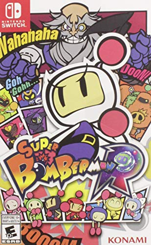 Super Bomberman R Twister Parent - Standard Edition