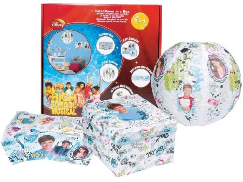 Decofun 00530 Room Deco Box High School Musical 2