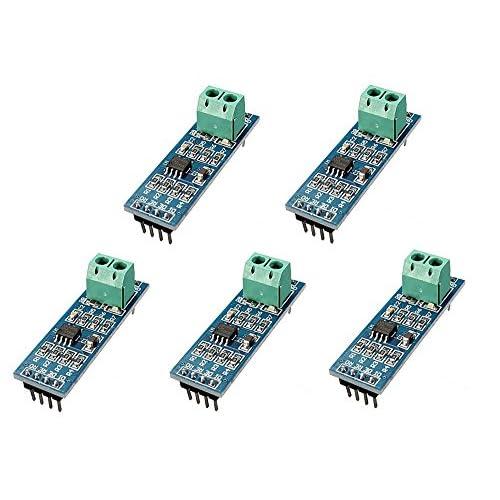 ARCELI 5PCS Modulo di sviluppo 5V MAX485 / RS485 TTL alla scheda di sviluppo MCU RS-485
