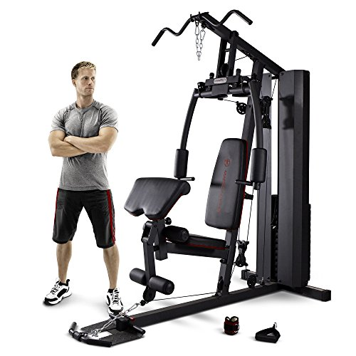 Marcy Stack Dual Function Home Gym