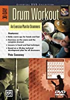 30-Day Drum Workout: An Exercise Plan for Drummers [DVD]