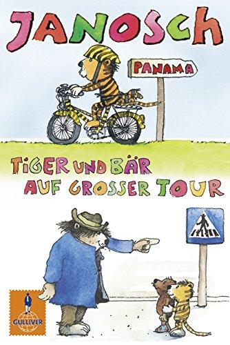 Tiger und Bär auf großer Tour: Der kleine Tiger braucht ein Fahrrad/Tiger und Bär im Straßenverkehr
