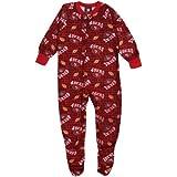 NFL Infant/Toddler Boys' San Francisco 49ers Blanket Sleeper (Team Color, 3T)