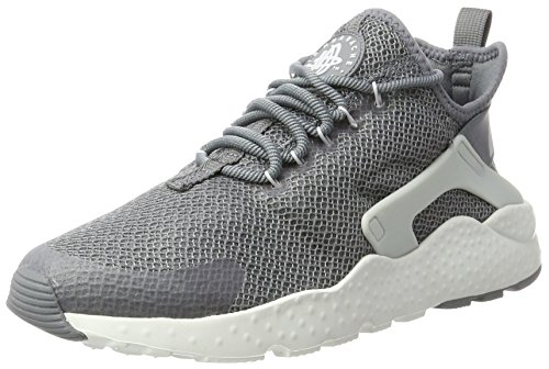 Nike Damen Air Huarache Run Ultra Laufschuhe, Grau (Cool Grey / Pure Platinum / Summit White), 36.5 EU