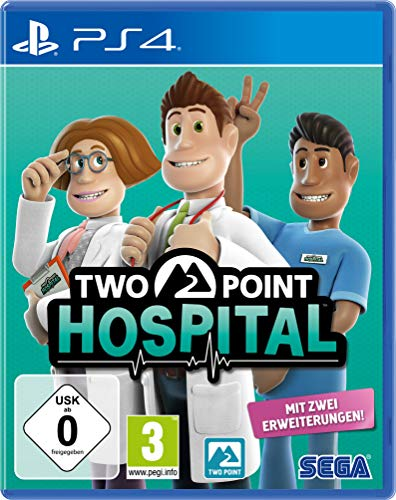 Two Point Hospital [Playstation 4]