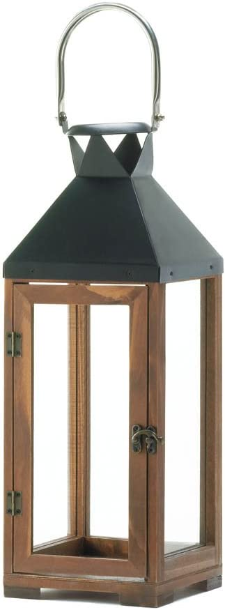 Simple Living New product! New type Products Koehler Home Max 86% OFF Lanter Hartford Candle Decor