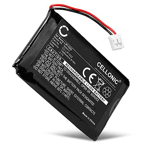 CELLONIC® Batería Premium Compatible con Sony PS4 Dualshock 4 V1, Playstation 4 Controlador (no PS4 Pro/Slim V2 Mando) (1300mAh) LIP1522 Mando bateria de Repuesto, Pila reemplazo, sustitución