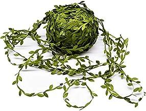 Artificial Vine Foliage Leaf Plant Garland Rustic Wedding Home Décor Leafs (40m)