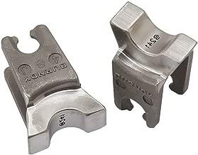 Burndy W241 Stainless Steel W Die, Index 241
