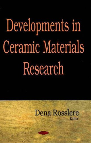 ceramics raw materials Developments in Ceramic Materials Research