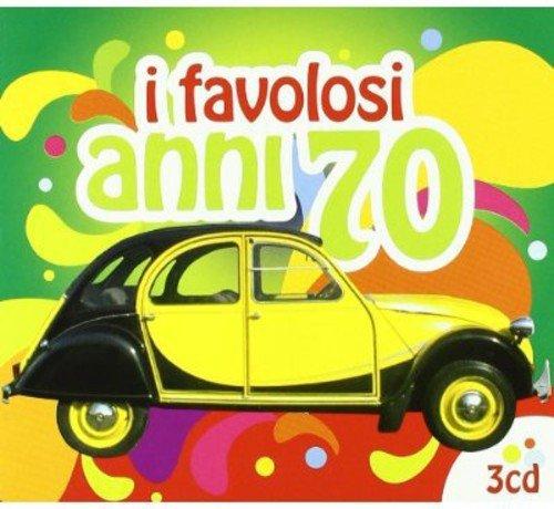 I Favolosi Anni 70 (Box 3 Cd)