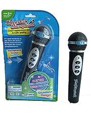 #N/V Barn flickor pojkar mikrofon mikrofon karaoke sjungande barn rolig musik leksak presenter