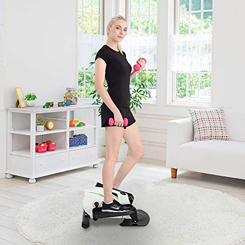 SSLine Elliptical Machines for Home Office Use Under Desk/Stand up Elliptical Trainer...