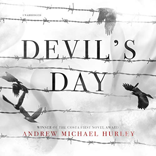 Devil's Day audiobook cover art