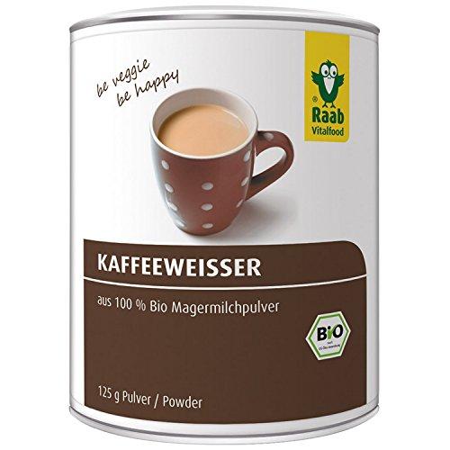 Raab Bio Kaffeeweisser 125g