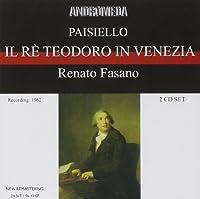 Il Re Teodoro in Venezia by Paisiello (2012-07-28)