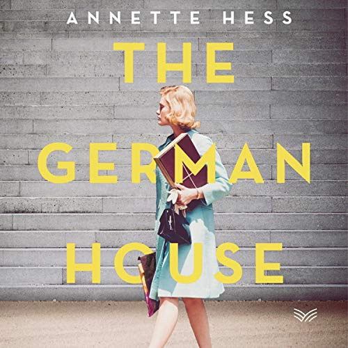 The German House audiobook cover art