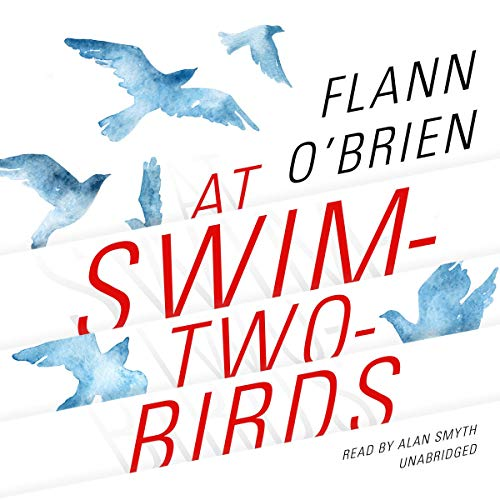At Swim-Two-Birds audiobook cover art