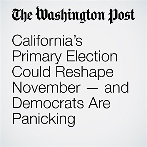 California's Primary Election Could Reshape November — and Democrats Are Panicking copertina