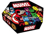 Grand Quiz Marvel: 500 questions pour sauver New York (Heroes)