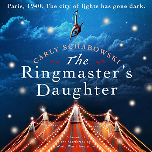 The Ringmaster's Daughter cover art