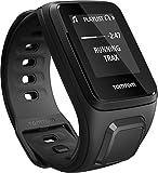 TomTom Spark Cardio + Music - Montre Fitness GPS - Bracelet Fin Noir (ref...